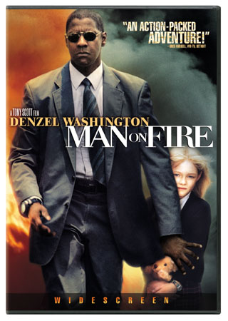 MAN ON FIRE BY WASHINGTON,DENZEL (DVD)